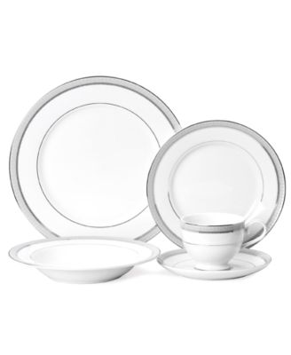 Mikasa Platinum Crown 5-Piece Place Setting