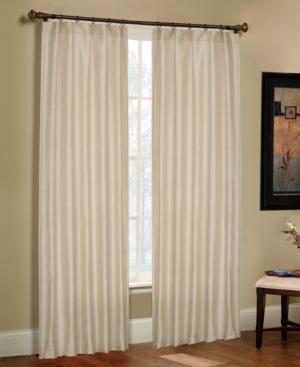 "Beacon Looms Window Treatments, Majesty Silk 42"" x 84"" Panel Bedding"