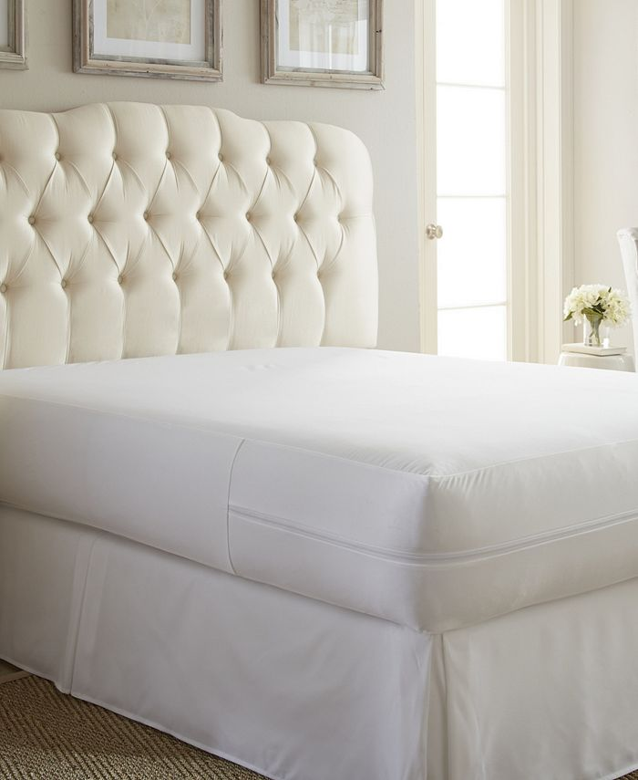 ienjoy Home - Home Collection Premium Bed Bug And Spill Proof Zippered Mattress Protector