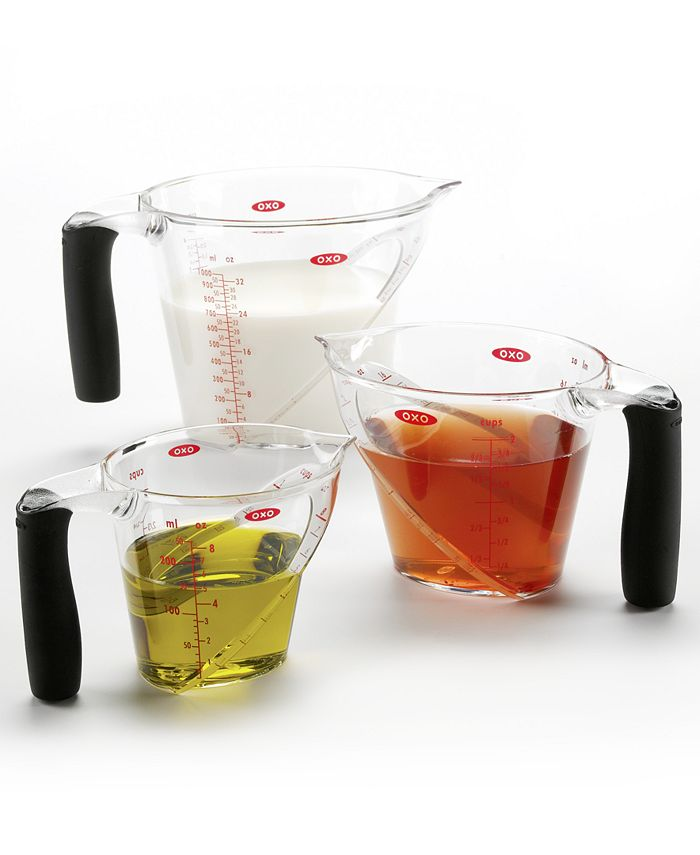 OXO - Angled Measuring Cup Set
