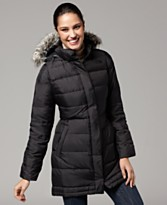 The North Face Coat, Yume Faux Fur Hooded Down Puffer