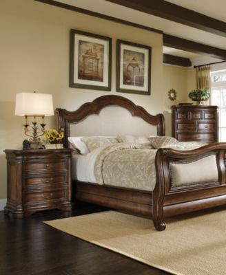 Image of: Paula Deen Bedroom Furniture Sets Pieces Steel Magnolia Tobacco On Popscreen