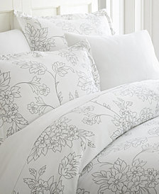 Elegant Designs Patterned Duvet Cover Set by The Home Collection, King/Cal King