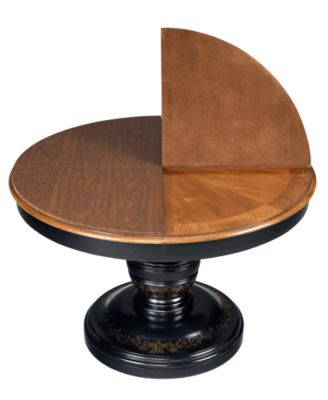 Coventry Round Table Pad Furniture Macys