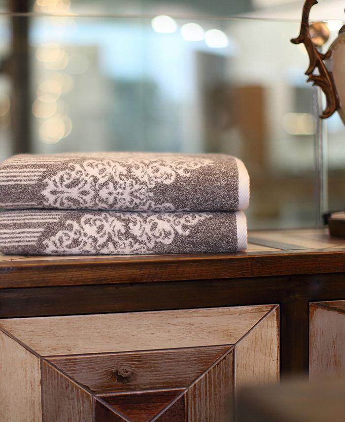 Linum Home - Gioia 2-Pc. Bath Towel Set
