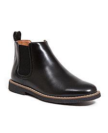 Deer Stags Little and Big Boys Zane Memory Foam Dress Comfort Chelsea Boot