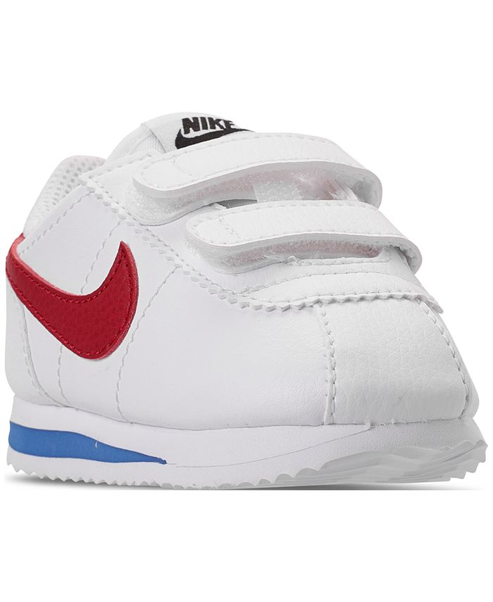 Decano Botánica Para un día de viaje  Nike Toddler Cortez Basic SL Casual Sneakers from Finish Line & Reviews -  Finish Line Athletic Shoes - Kids - Macy's