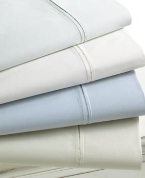 Martha Stewart Collection Bedding, 600 Thread Count Egyptian Cotton Full Sheet Set Bedding