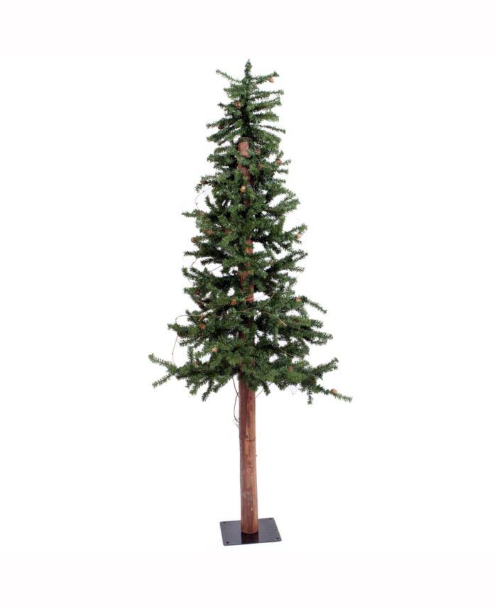 Vickerman 4 ft Alpine Artificial Christmas Tree Unlit & Reviews - Holiday Shop - Home - Macy's