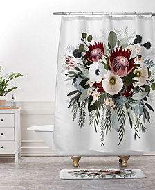 Deny Designs Iveta Abolina Marielle Ash Bath Mat