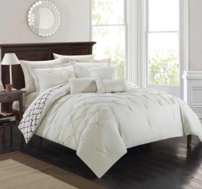 Dorothy 10-Pc Queen Comforter Set