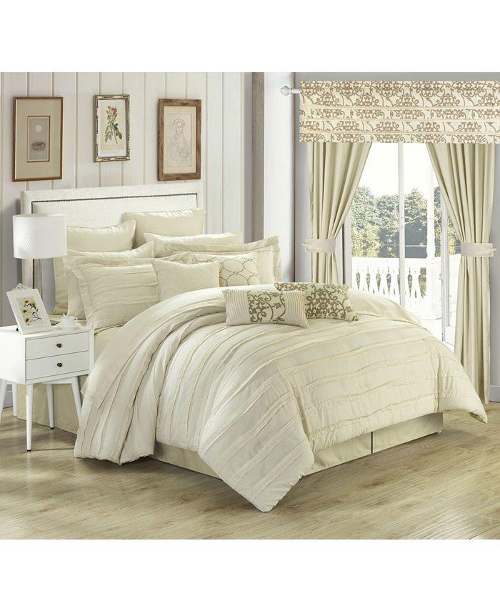 Chic Home - Hailee Comforter Set