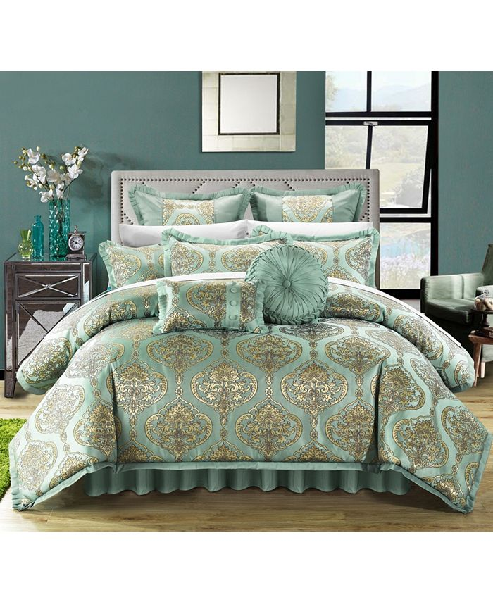 Chic Home - Como Comforter Set