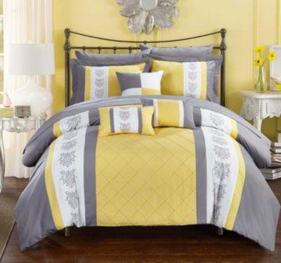 Clayton 8-Pc Twin Comforter Set