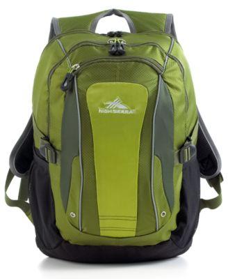 High Sierra Laptop Backpack, Evolution