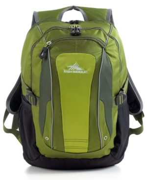 High Sierra Laptop Backpack, Evolution