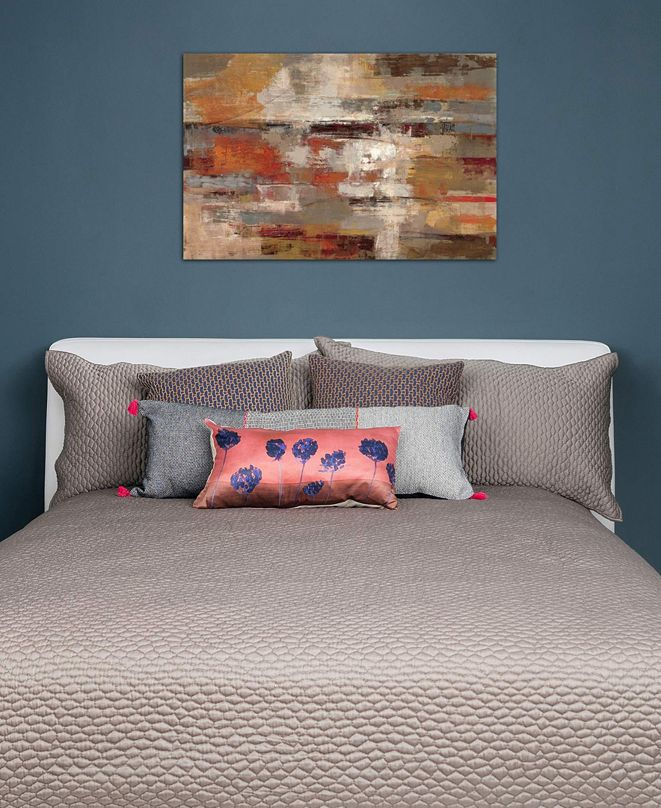 """iCanvas """"Painted Desert """" by Silvia Vassileva Gallery-Wrapped Canvas Print (26 x 40 x 0.75)"""