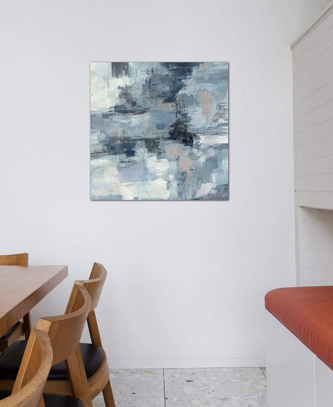 """iCanvas """"In the Clouds"""" by Silvia Vassileva Gallery-Wrapped Canvas Print (18 x 18 x 0.75)"""