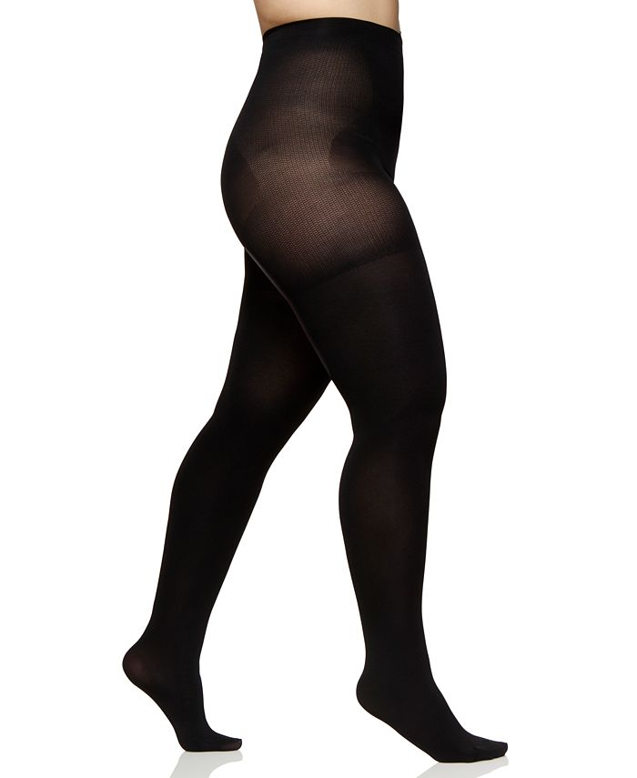 Berkshire - Plus Size Max Coverage Easy-On Queen Tights