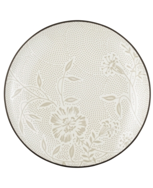 Noritake Dinnerware, Colorwave Chocolate Bloom Salad Plate