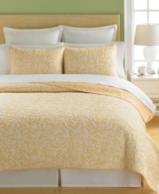 Martha Stewart Collection Aspendale Full/Queen Quilt