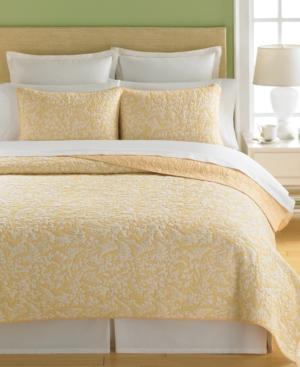 Martha Stewart Collection Bedding, Aspendale Quilted Standard Sham Bedding
