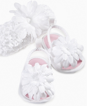 ABG Accessories Rising Star Baby Accesories, Baby Girls Flower Headband