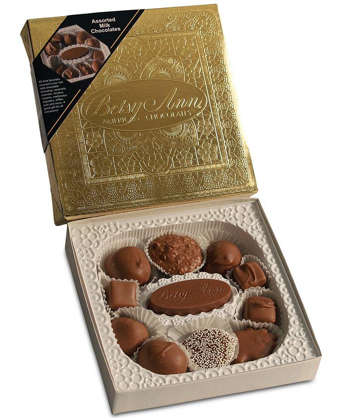 Betsy Ann Chocolates - 8-Oz. Assortment