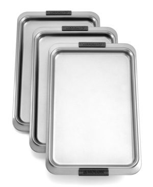 "Anolon Advanced Bakeware Cookie Sheet Set, 3 Piece 11"" x 17"""