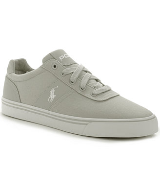 polo ralph hanford lace up sneakers shoes