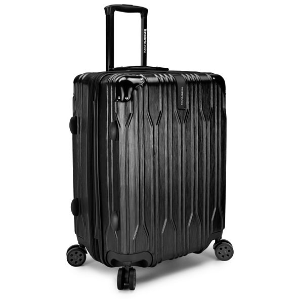 "Traveler's Choice Bell Weather Expandable 24"" Spinner Luggage"