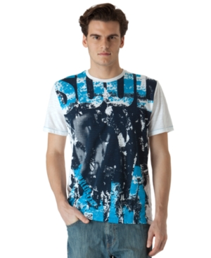 Calvin Klein Jeans T Shirt, Torn Poster