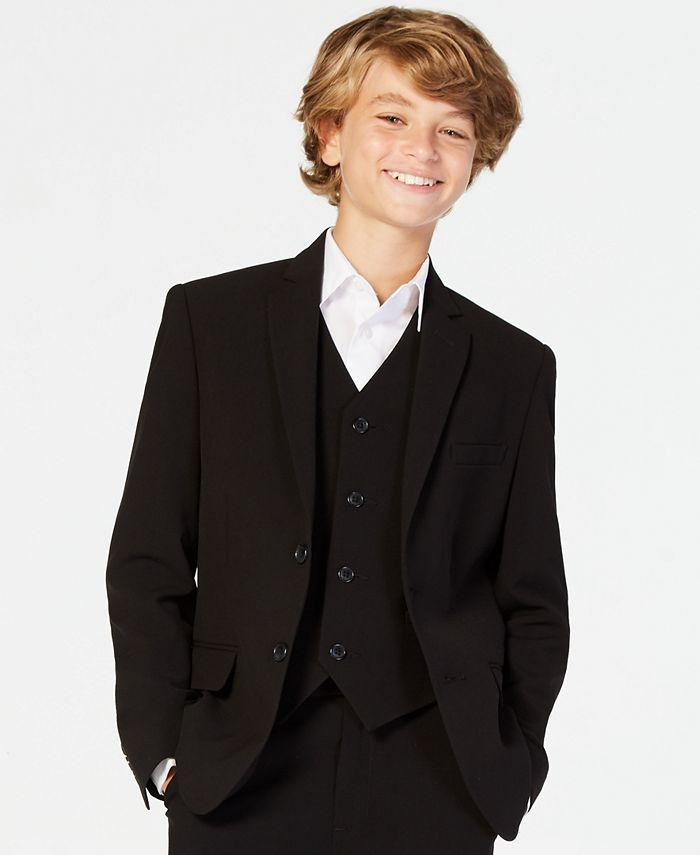 Calvin Klein - Big Boys Infinite Stretch Jacket