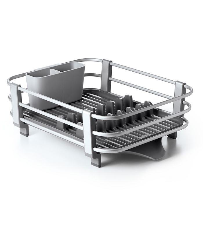 OXO - Aluminum Frame Dish Rack