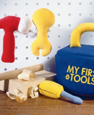 Gund Baby Toy, My First Tools Play Set