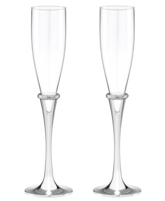 Lenox Flutes, Set of 2 Devotion