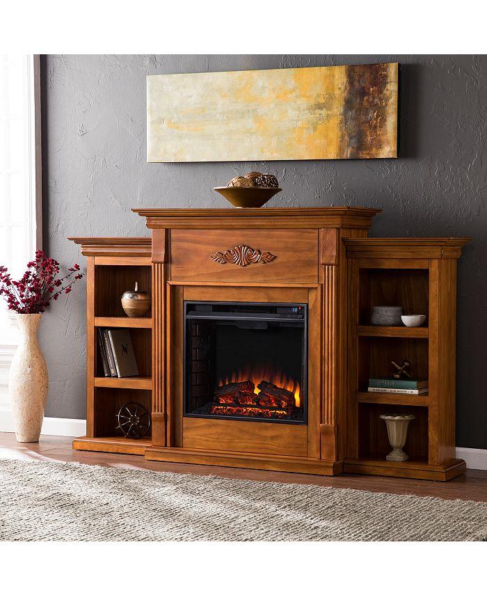Southern Enterprises - Whitehall Fireplace