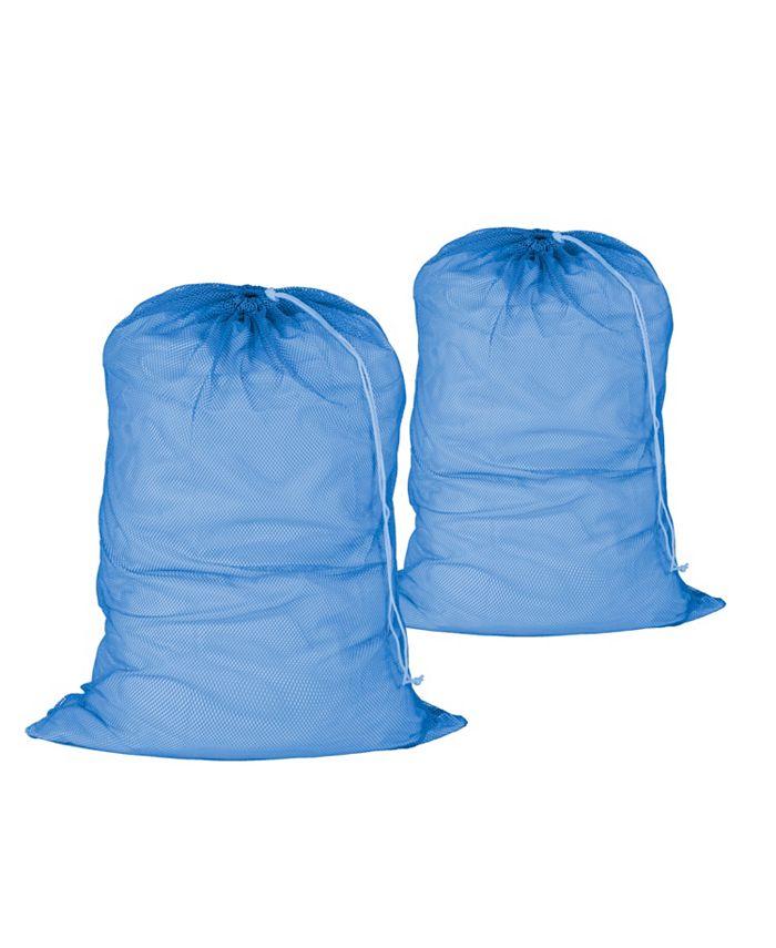 Honey Can Do - Mesh Laundry Bag, Set of 2