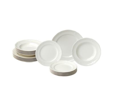 Manoir 18-Pc. Set Service for 6