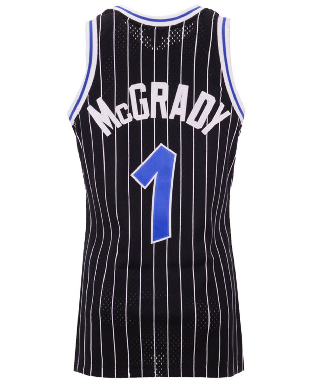 Mitchell & Ness Men's Tracy McGrady Orlando Magic Hardwood Classic Swingman Jersey & Reviews - Sports Fan Shop By Lids - Men - Macy's