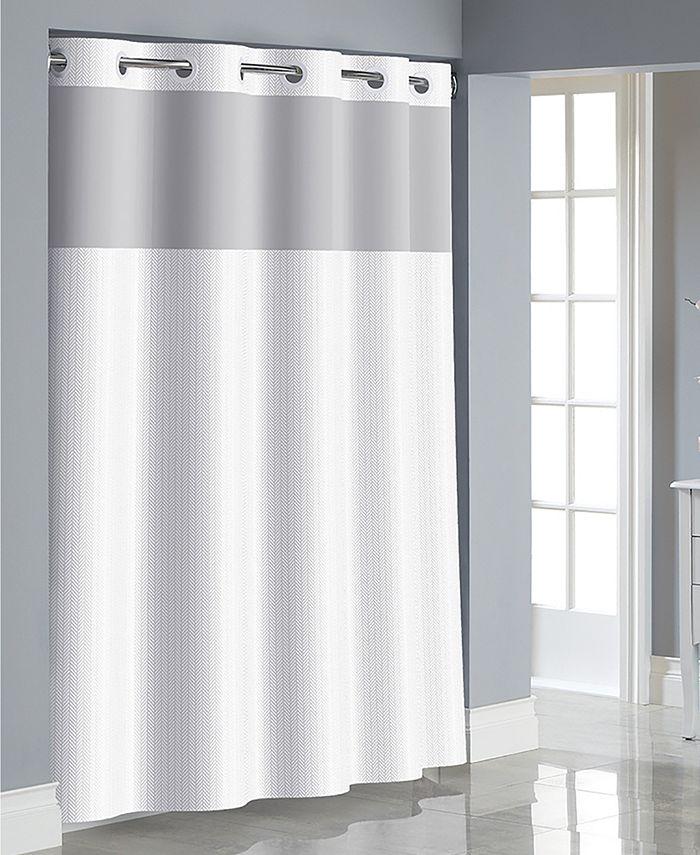 Hookless - Herringbone 3-in-1 Shower Curtain