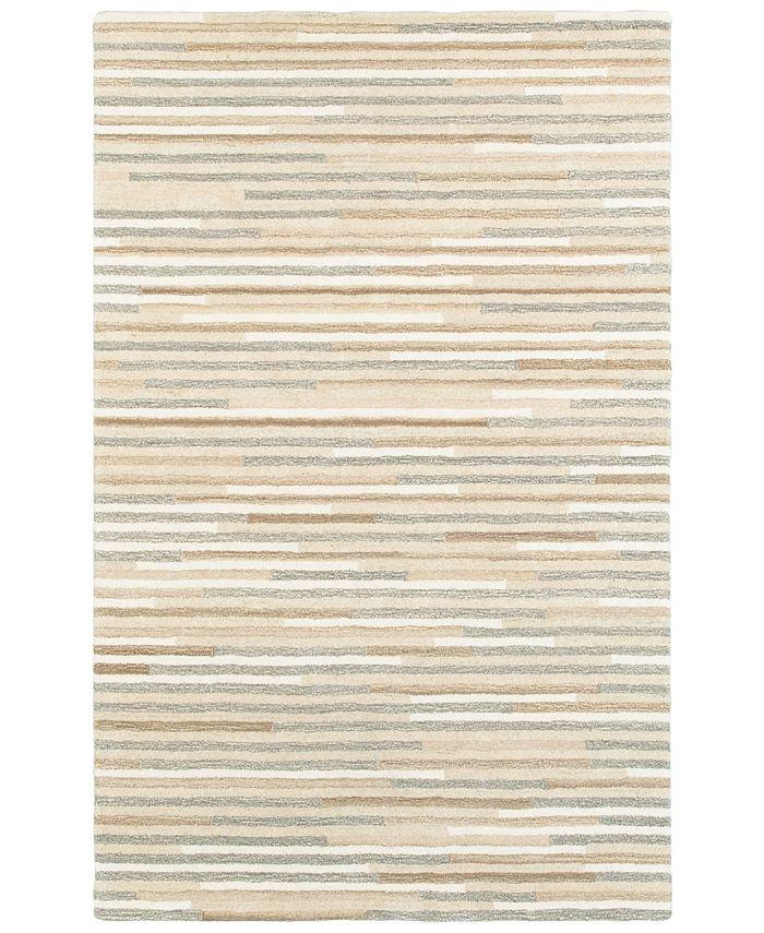 Oriental Weavers - Infused 67007 Beige/Gray 8' x 10' Area Rug