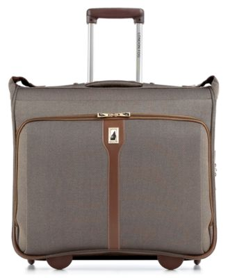 "London Fog Oxford II 44"" Rolling Garment Bag"