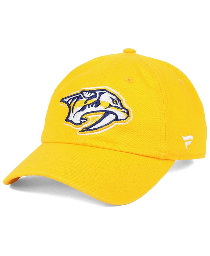 Authentic NHL Headwear - Fan Relaxed Adjustable Strapback Cap