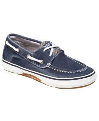 Sperry Kids Shoes, Little Boys Haylard Boat Shoes - Kids - Macy's