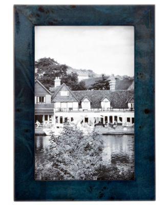 "Siena by Tizo Picture Frame, Burlwood 4"" x 6"""
