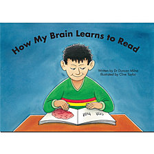 Junior Learning How My Brain Learns to Read Childrens Book