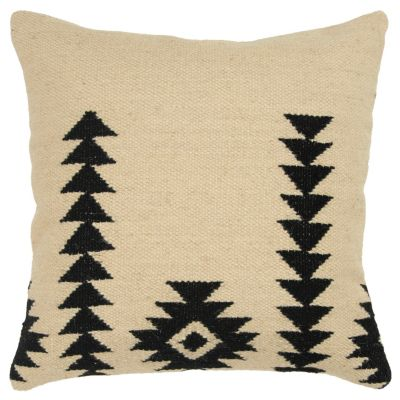 """18"""" x 18"""" Striped Pillow Cover"""
