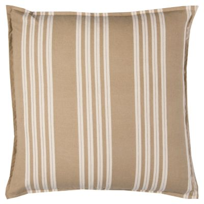 """18"""" x 18"""" Striped Down Filled Pillow"""