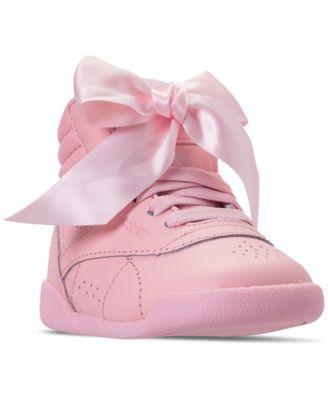 Reebok Toddler Girls' Freestyle High